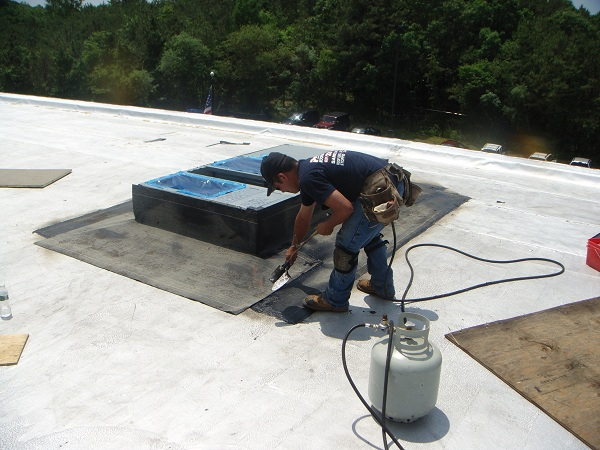 Flat Roof Repair In Port Jefferson Ny 11777 Long Island
