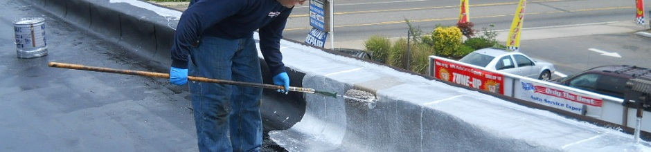 Flat Roof Coatings On Long Island Ny Suffolk County